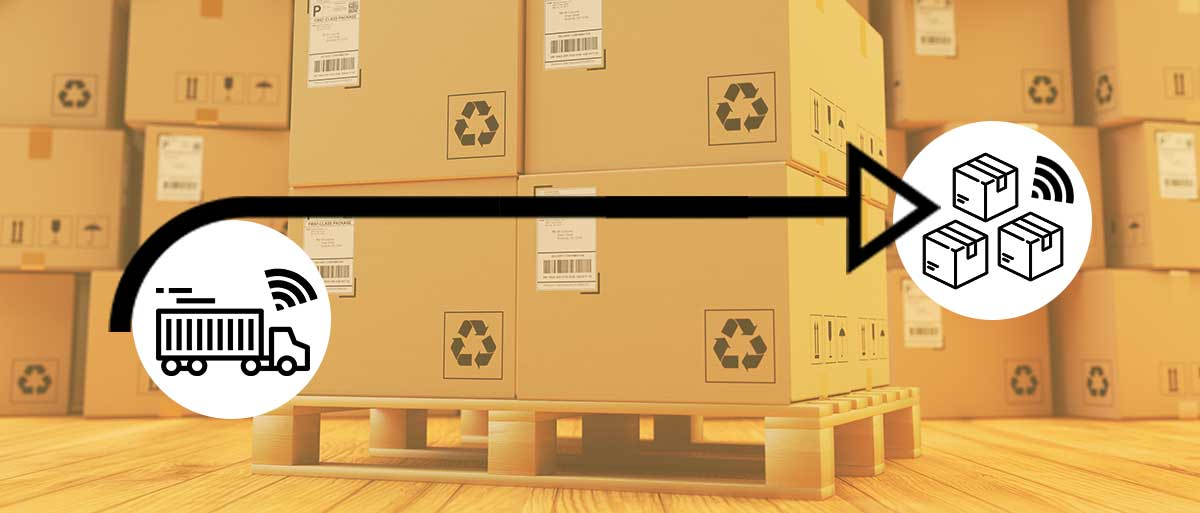 Vehicle Tracking to Package Tracking