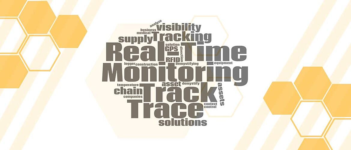 """Demystifying """"Track & Trace"""" vs """"Real-Time Tracking"""" vs """"Monitoring"""""""