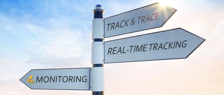 Chose Roambee Monitoring Solution