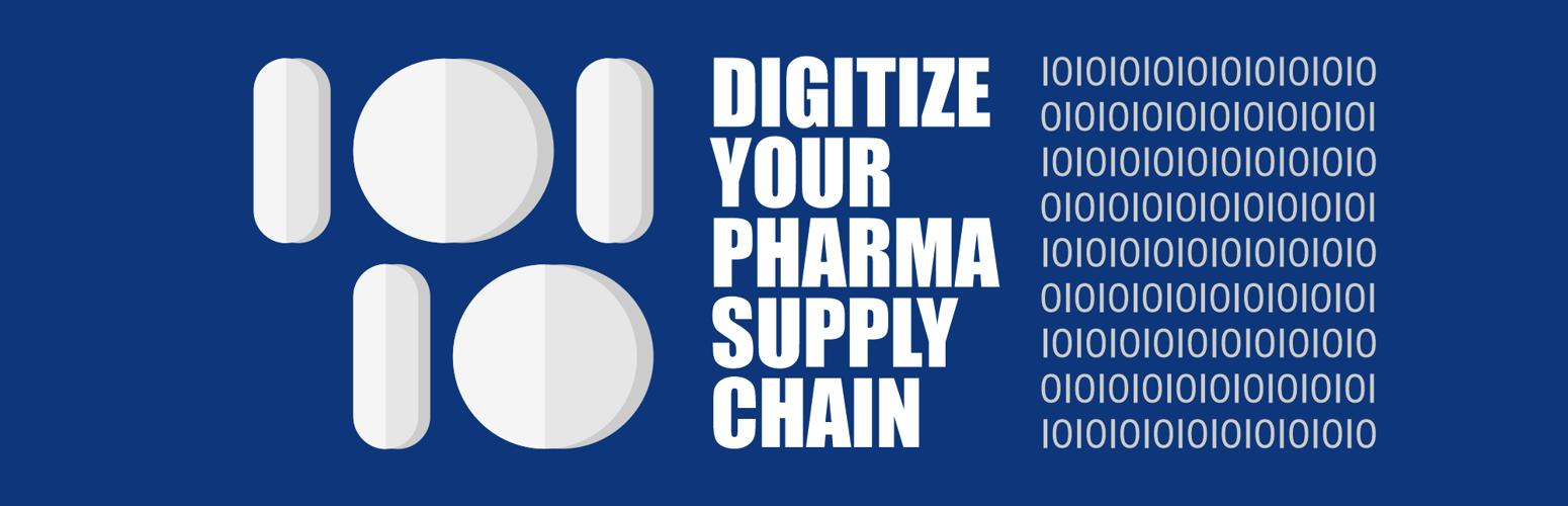 ChampionYourPharma Supply Chain Digitizationin a Day