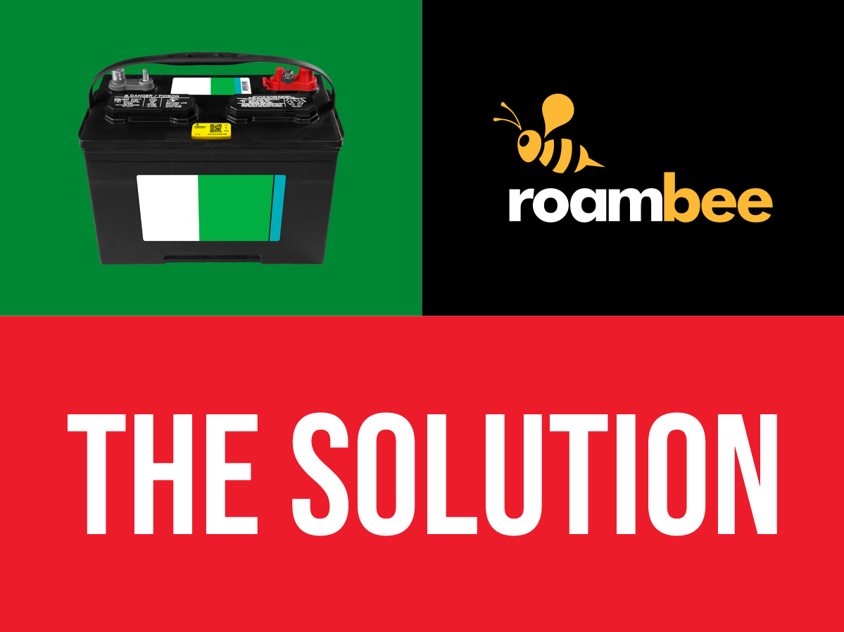 Roambees Real-Time Visibility Solution for Automotive Supply Chain - Interstate Batteries Case Study