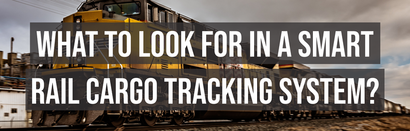 Real-time-rail-cargo-tracking
