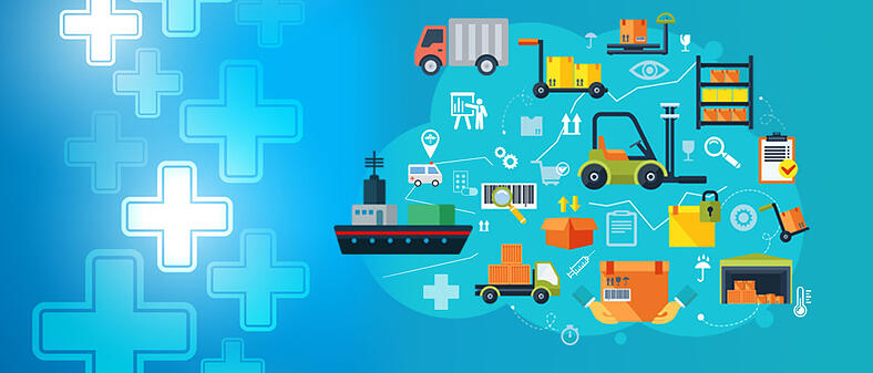 Pharma Supply Chain management