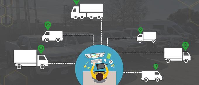 Vehicle Tracking System in Smart Logistics