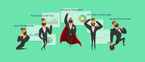 Mr. Supply Chain Visibility – The Hottest New GST Consultant in Town