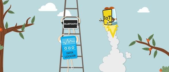 Data Loggers vs Bluetooth Sensors vs IoT for the Cold Chain