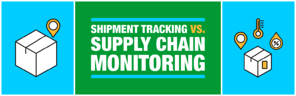 What's the Difference Between Pharma Track & Trace and Supply Chain Monitoring?