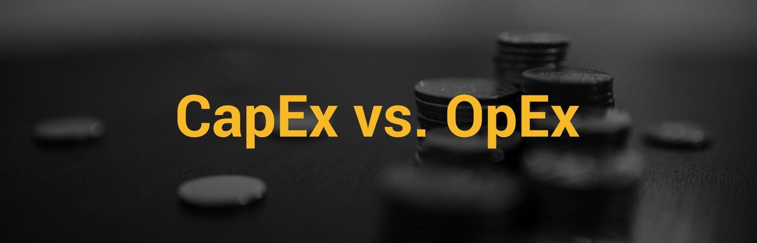 The Cost Breakdown — CapEx vs. OpEx for Shipment Tracking