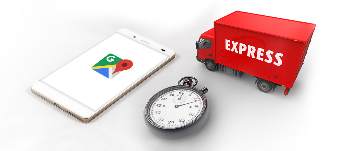 Why You Shouldn't Run a Supply Chain Using Google Maps