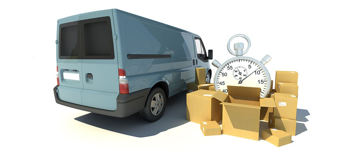 How to Set the Right On-time Delivery KPIs With GPS Vehicle Tracking