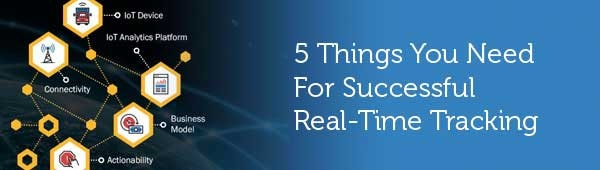 5 Things You Need For Successful Real-Time Tracking