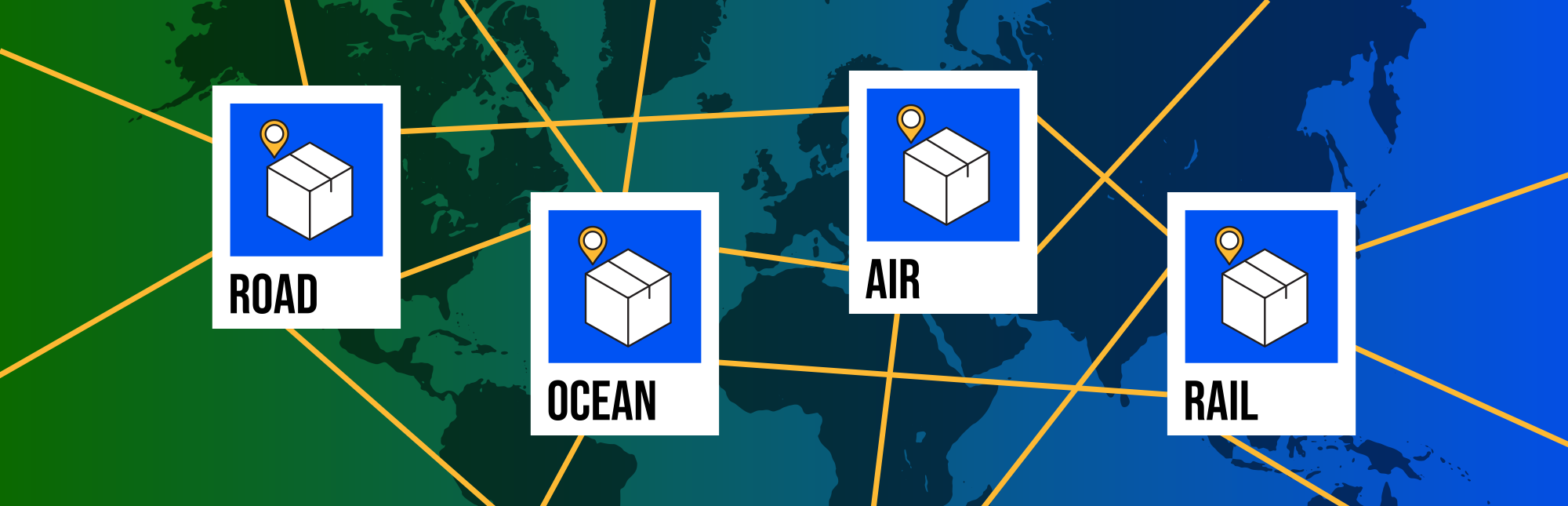Here's How an End-to-End Intermodal Shipment Tracking System Works