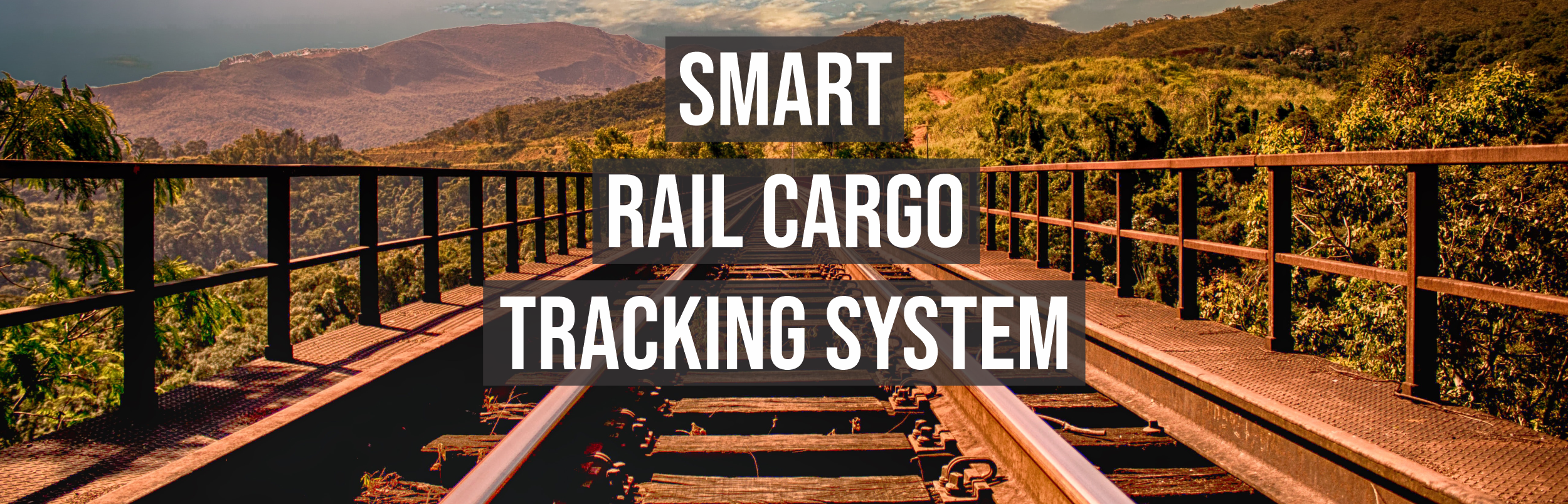 Invest in a Smart Rail Cargo Tracking System — It's About Time