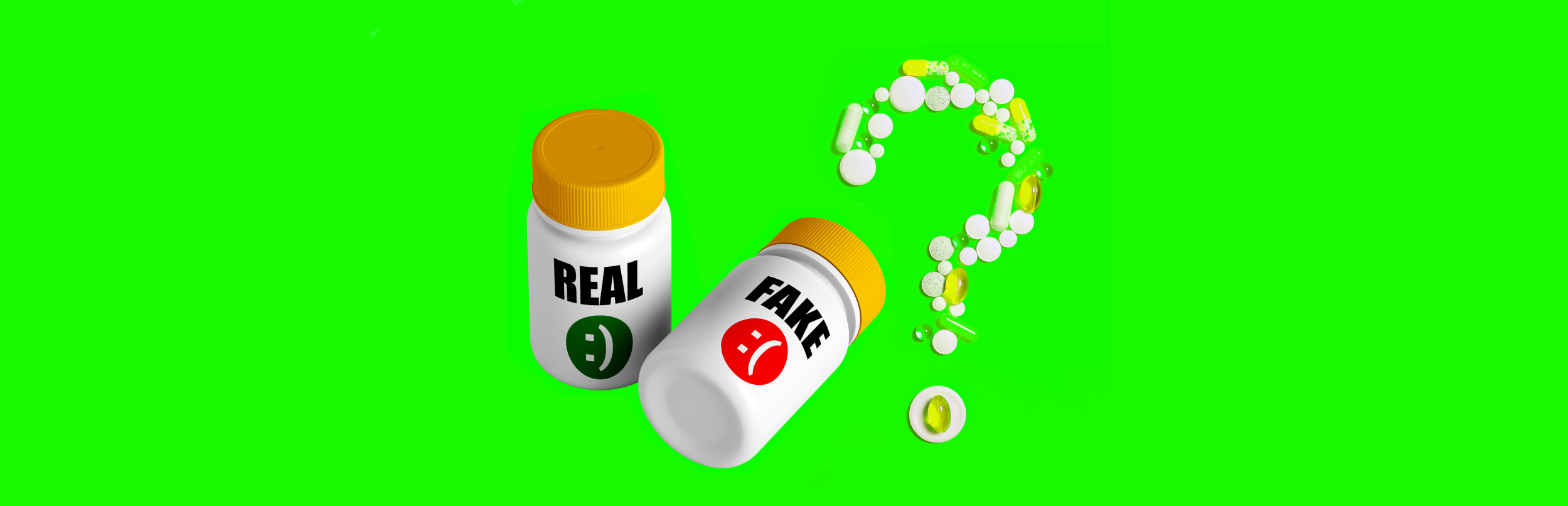 Tackling Drug Counterfeiting — Barcodes vs. RFID vs. Blockchain